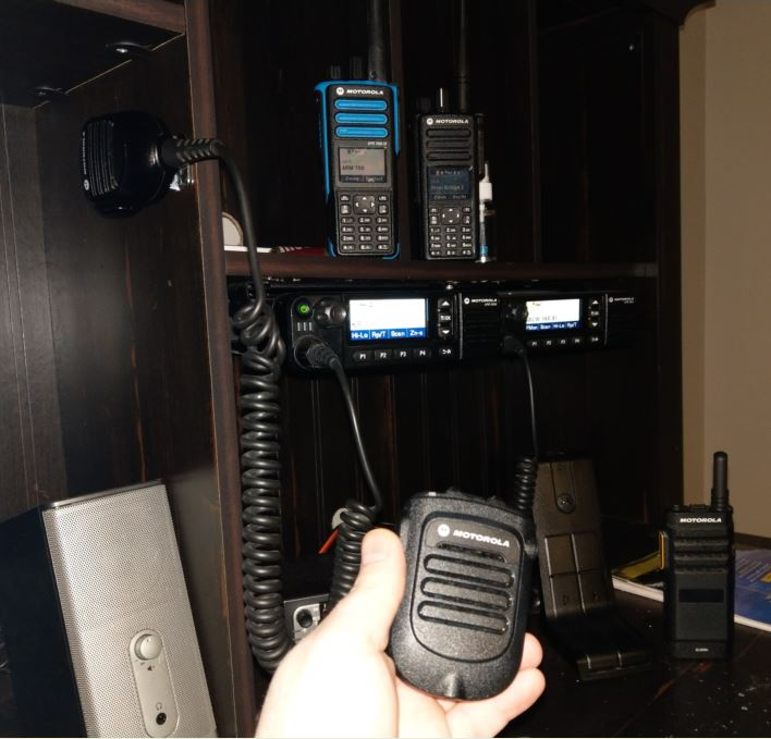 New gmrs radio for my semi - Technical Discussion - myGMRS